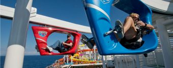 Learn all about Carnival Vista, including her exciting SkyRide.