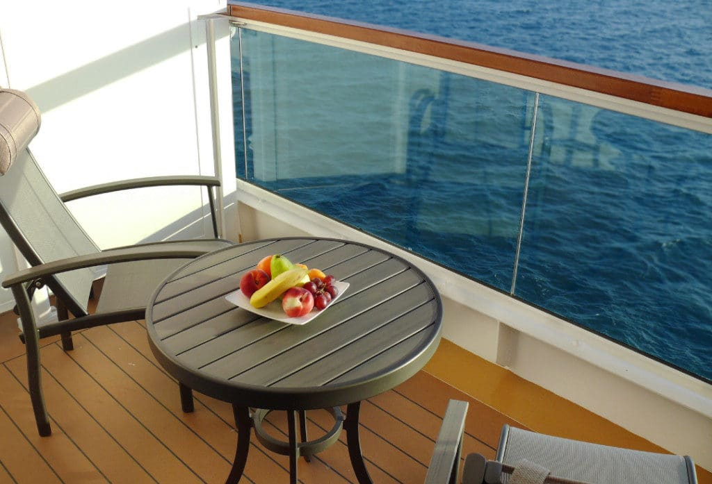 Seabourn Ovation Veranda Suite The Luxury Cruise Review