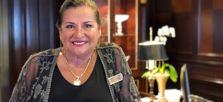 Experience the Oceania difference with Oceania Club Ambassador, Sioux Shelton.