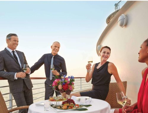 The Seabourn Club loyalty program explained