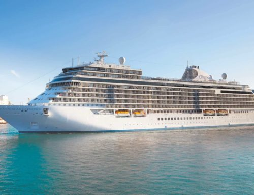 Seven Seas Explorer returns, completing first voyage since pandemic
